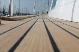 Perfect teak decks